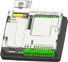 Установка батареи в SMH 2G/2Gi