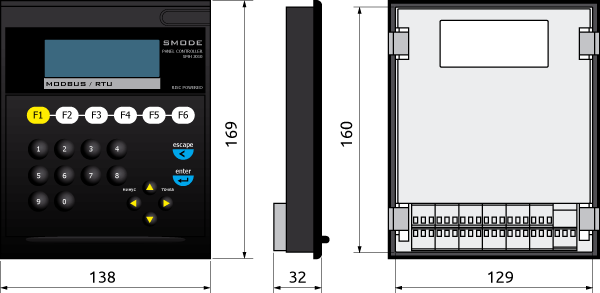 Инструкция контроллер smh-2010