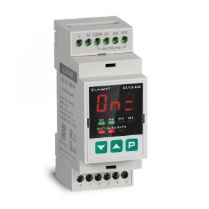 3-х канальный сигнализатор уровня ELV3-D2-R